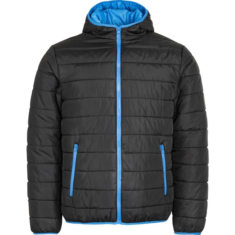 Xl D'hiver Pour Noirblue Homme Manteau Cerva 0USIqz