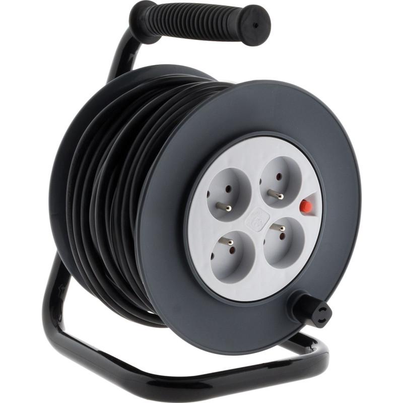 Enrouleur câble électrique