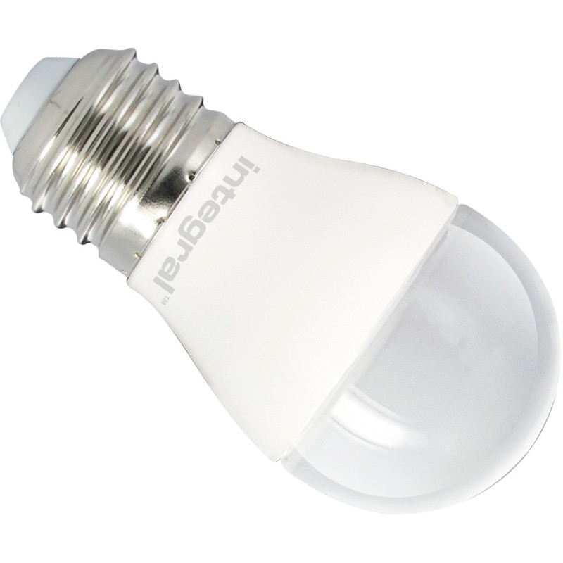 Ampoule globe satin Integral LED E27
