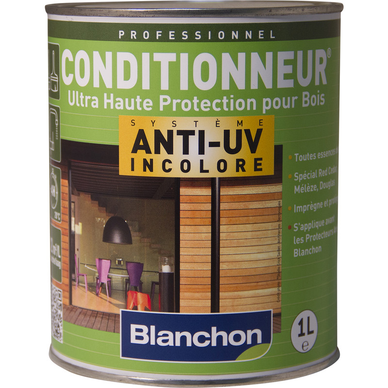 Imprégnation conditionneur Blanchon anti-UV