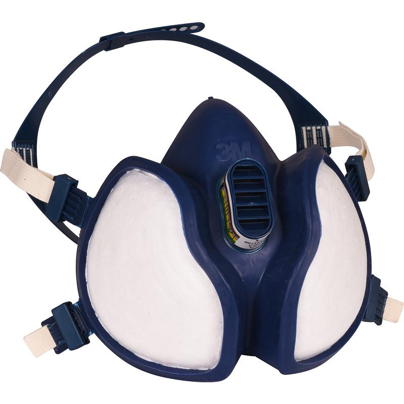 0d06b97e09f08b Demi-masque sans entretien 3M 4279 ABEK1FFP3D