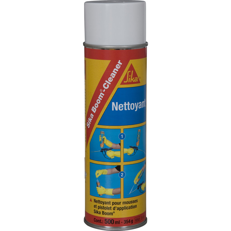 Nettoyant mousse PU Sika Boom Cleaner