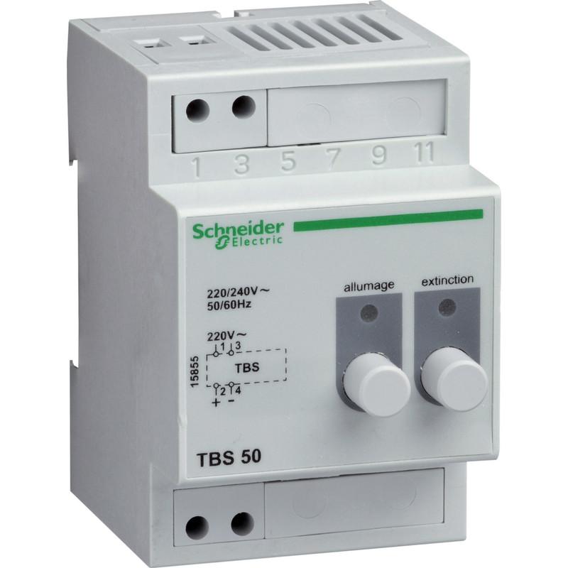 Télécommande de blocs de sécurité Schneider
