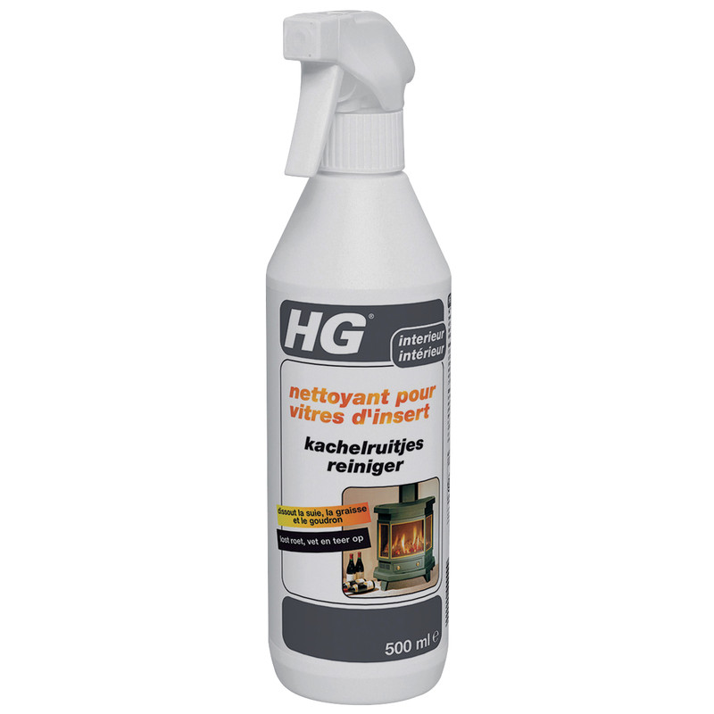 spray nettoyant pour vitres d 39 insert hg 500ml. Black Bedroom Furniture Sets. Home Design Ideas