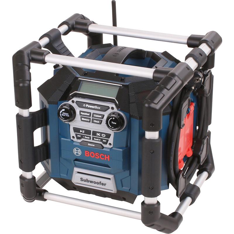Radio de chantier Bosch