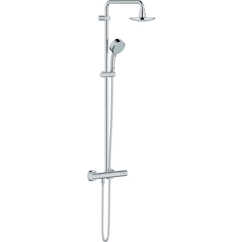Ensemble de douche thermostatique Grohe Tempesta Cosmo