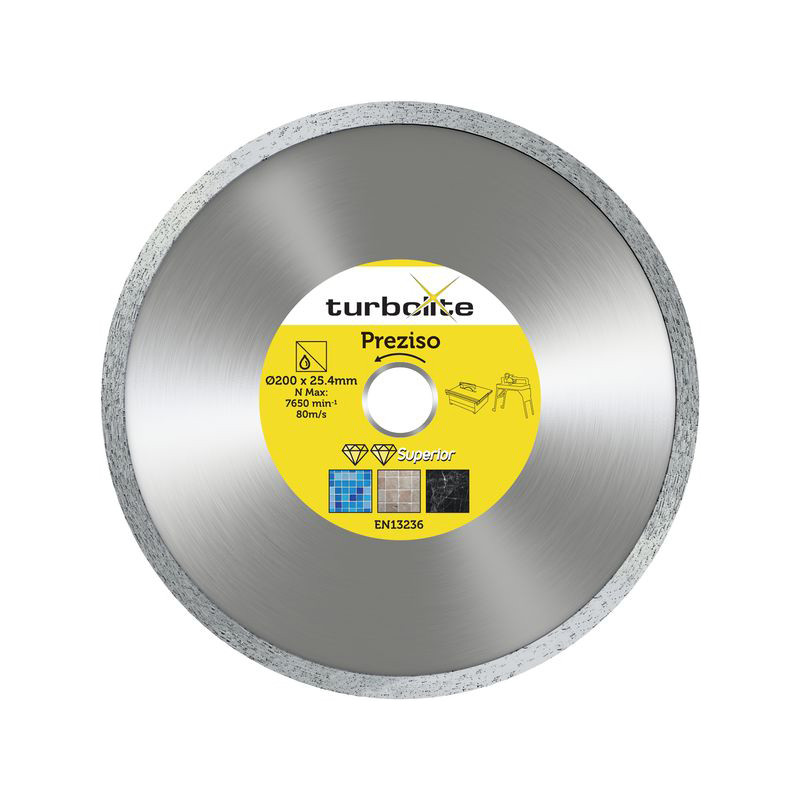 Disque diamant carrelage Superior Preziso