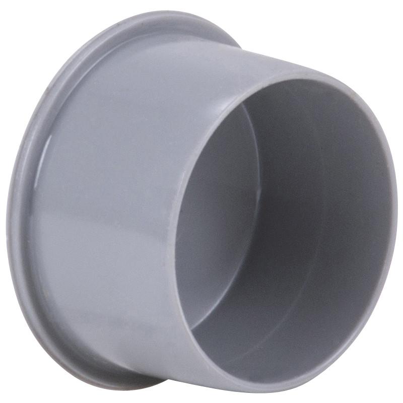 Manchon à butée PVC