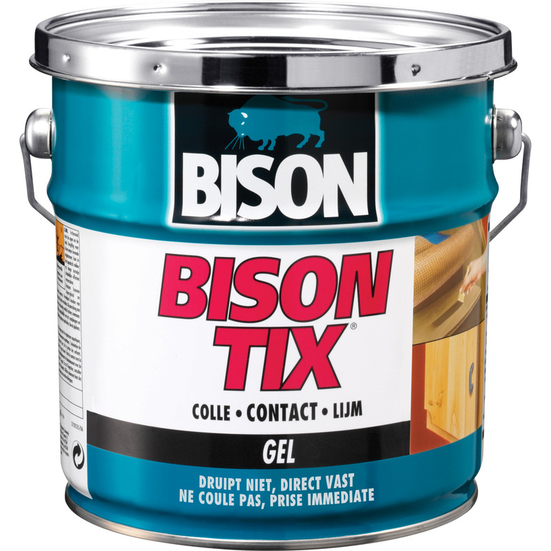Colle contact Bison Tix