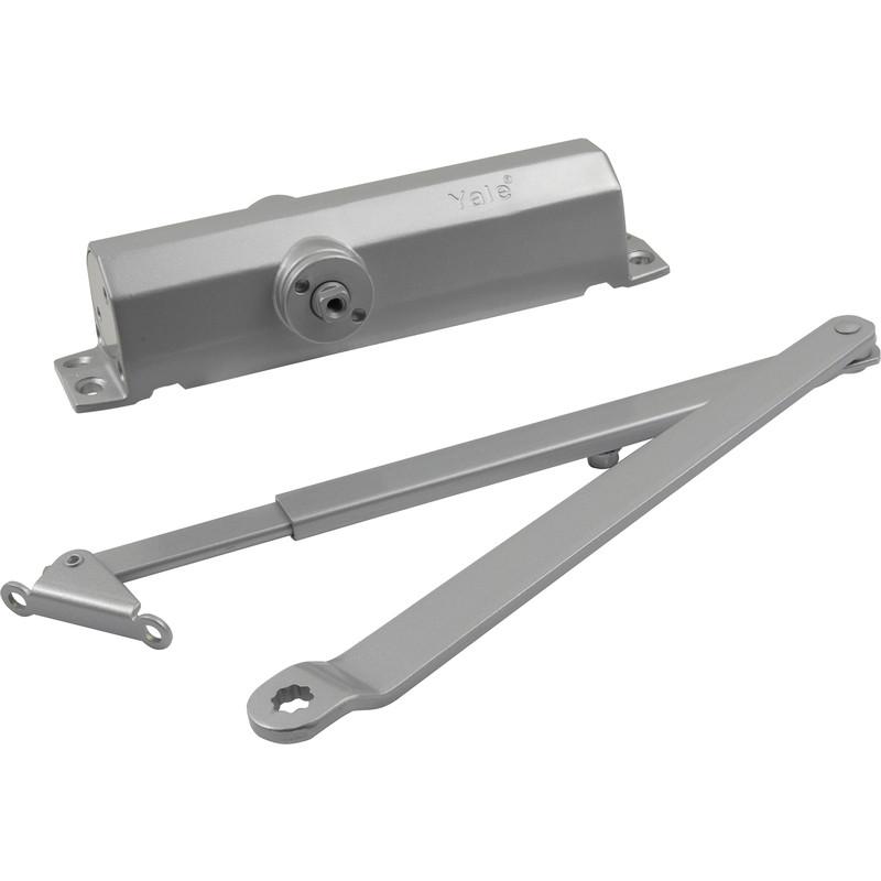 Ferme Porte Hydraulique Reversible Toolstation