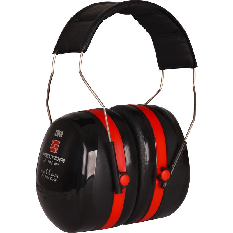 optime casque antibruit 3m peltor rouge 35db snr iii. Black Bedroom Furniture Sets. Home Design Ideas